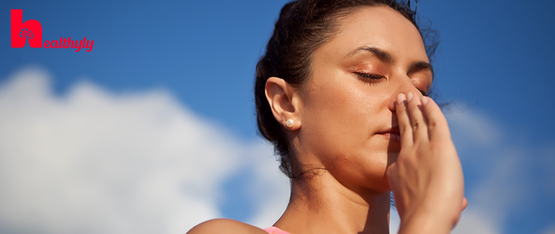 The Kapalbhaati Pranayama & how to do it for amazing benefits!