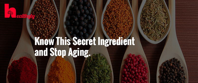 This one ingredient can stop your Age!