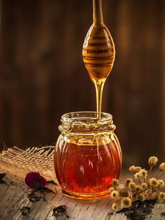 Best alternative of Sugar - Honey