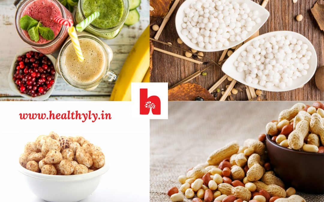 5 Delicious Navratri Foods and their health benefits you never knew!