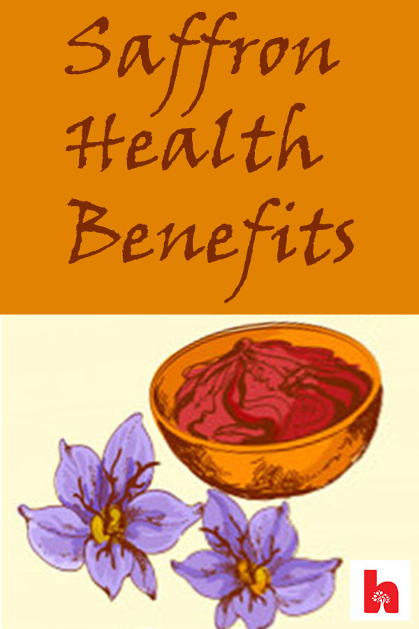 saffron health benefits pinterest
